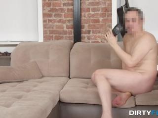 Порно кастинг в hd качестве смотреть онлайн - молодая блондинка
